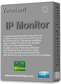 Veronisoft VS IP Monitor v1.6.4