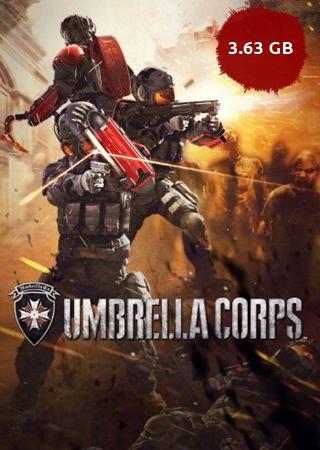 Umbrella Corps PC Full