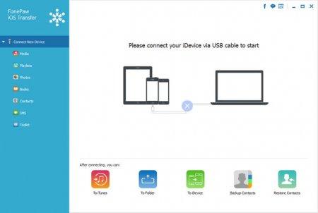 FonePaw iOS Transfer v1.8.0