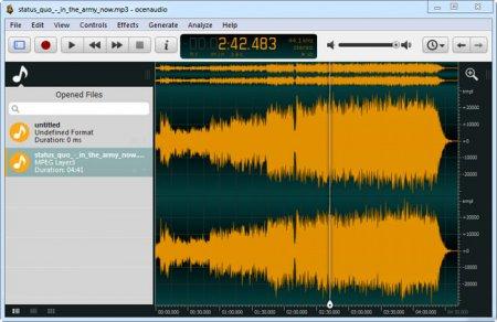 OcenAudio v3.1.2