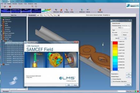 Siemens LMS Samcef Field v17.0-01