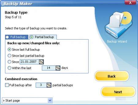 BackUp Maker v7.200