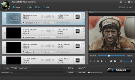 Aiseesoft TS Video Converter v6.5.8