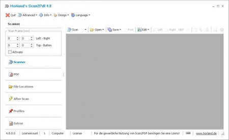 Horland Scan2Pdf v4.9.0.1