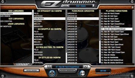 Toontrack EZdrummer 2 v2.0.0