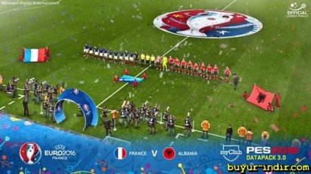 UEFA Euro 2016 France Full