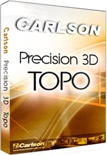 Carlson Precision 3D Topo v2016.2