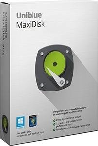 Uniblue MaxiDisk 2016 v1.0.9.1