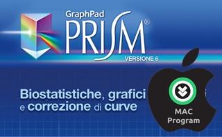 GraphPad Prism v6.0E Mac OS X
