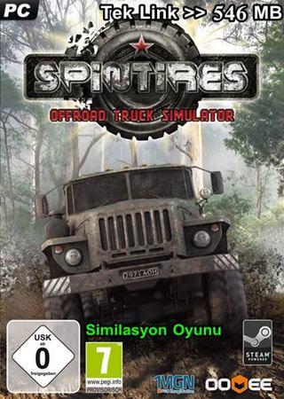 Spintires Full Tek Link indir