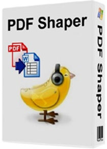 PDF Shaper Professional v6.0