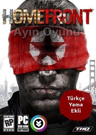 Homefront Türkçe Full Tek Link indir