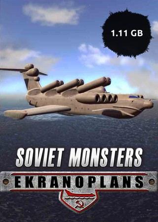 Soviet Monsters Ekranoplans Full