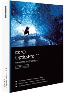 DxO Optics Pro v11.2