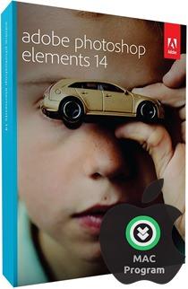 Mac Adobe Photoshop Elements v14.1