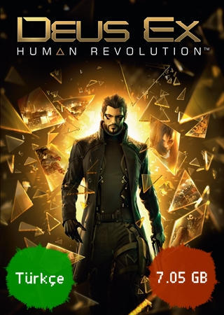 Deus Ex: Human Revolution Türkçe Full