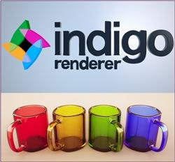 Indigo Renderer v4.0.41