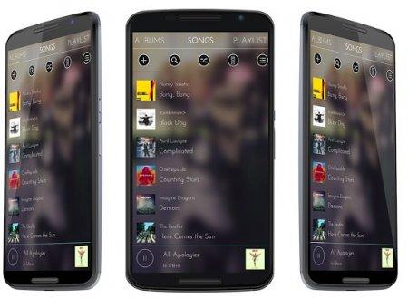 Impulse Music Player Pro v1.7.1 Full APK