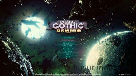 Battlefleet Gothic Armada Resimli Oyun Kurulumu