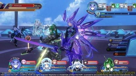 Megadimension Neptunia VII Full