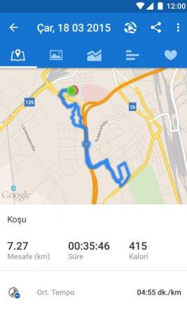 Runtastic Running PRO v6.8.5 Full APK