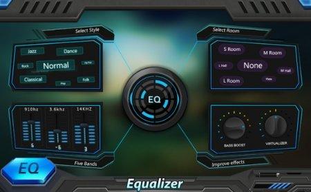 Equalizer & Bass Booster Pro v1.3.3 Full APK
