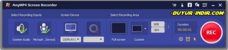 AnyMP4 Screen Recorder v1.0.30
