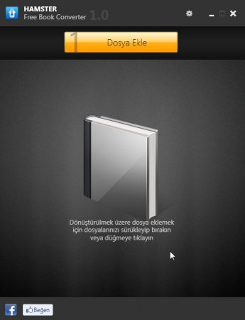 Hamster eBook Converter v1.2.4.58 Türkçe