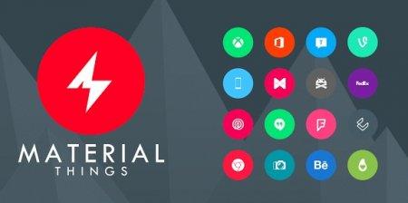Material Things Lollipop Theme v2.1.4 APK Full