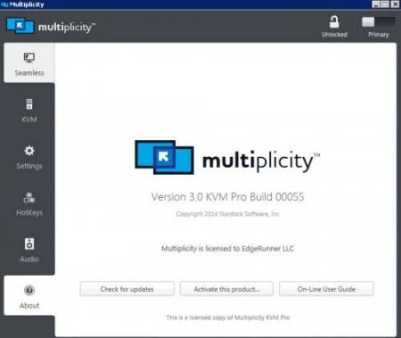 Stardock Multiplicity v3.0 B00055