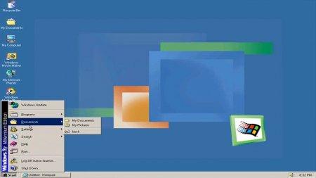Microsoft Windows Me Millenium Edition Türkçe Full