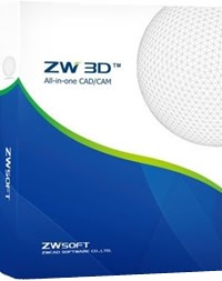 ZWCAD ZW3D 2018 v22.00 Türkçe