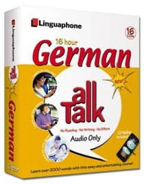 Linguaphone All Talk German - Almanca Sesli Eğitim Seti