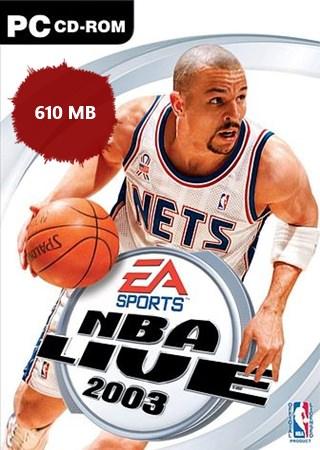 NBA Live 2003 Full