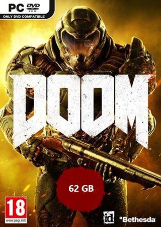 DOOM 2016 - Tek Link - Partlı - Full