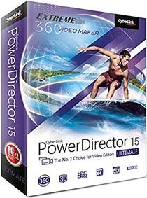 CyberLink PowerDirector Ultimate v15.0.20.26.0