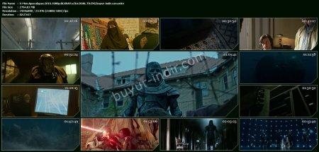 X-Men Apocalypse 1080p Türkçe Dublaj indir