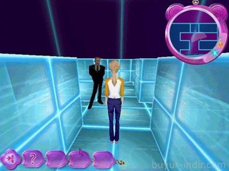 Secret Agent Barbie Full Oyun
