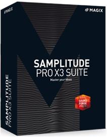 MAGIX Samplitude Pro X3 Suite v14.0.1.35