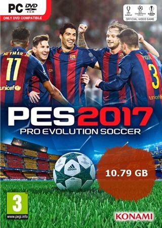 Pro Evolution Soccer 2017 - CPY - Full Tek Link