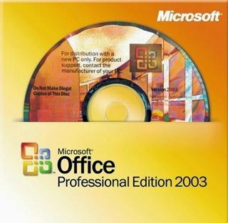 Office 2003 SP3 + 2007 Uyumluluk Paketi Katılımsız