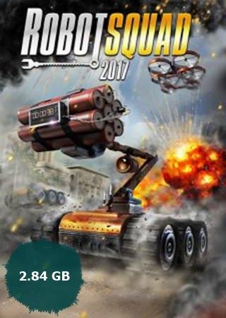 Robot Squad Simulator 2017 Full