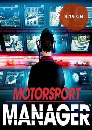 Motorsport Manager PC Full
