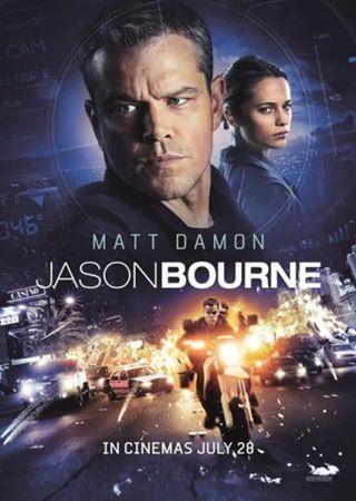 Jason Bourne 2016 Türkçe Dublaj indir