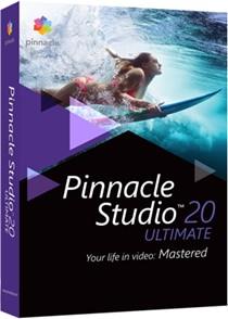 Pinnacle Studio Ultimate v20.1.0 (x86 / x64)