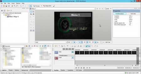 MAGIX Vegas DVD Architect v7.0.0 B38
