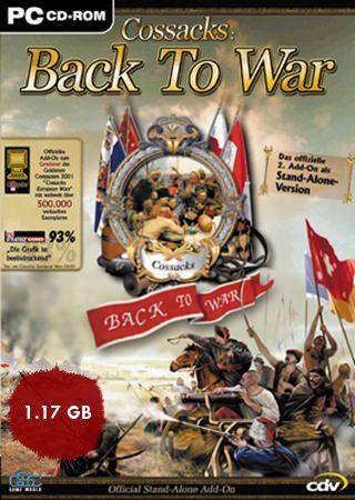 Cossacks Back To War