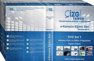 Bilişime Giriş ve MS Office Eğitim Seti - 8 DVD