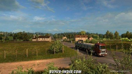 Euro Truck Simulator 2 - Vive la France!