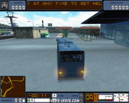 Bus Driver Temsa Edition